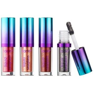 NIB Tarte Seaglass Mermaid Liquid Eyeshadow Set